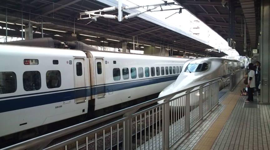 いざ大阪へ